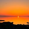 Sunrise from Woodmont Beach