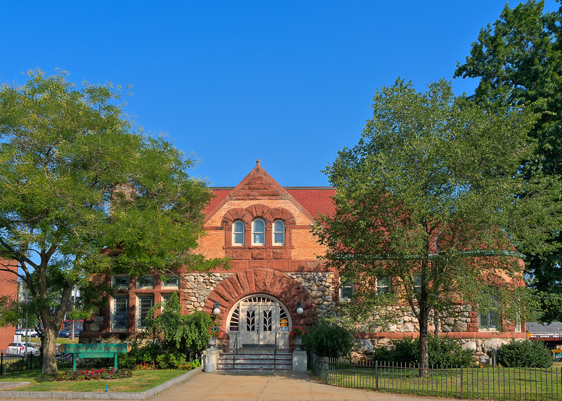 Old Taylor Library