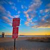 Gulf Beach signs