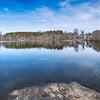 Mondo Pond trails panorama