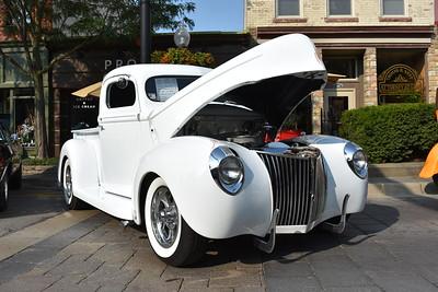Milford Classic Car Show JRCOakland - Oakland car show