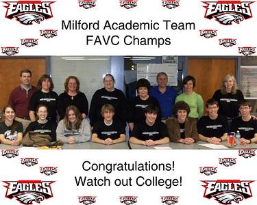 2009 Academic Team