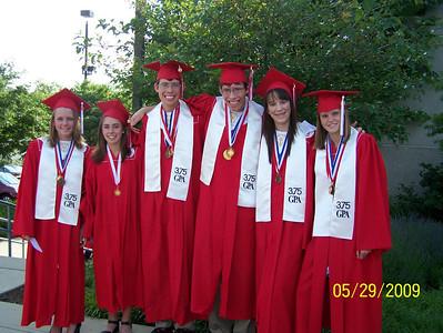 Milford Graduation 2009
