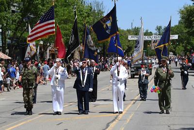 Milford Memorial Day Parade 2017