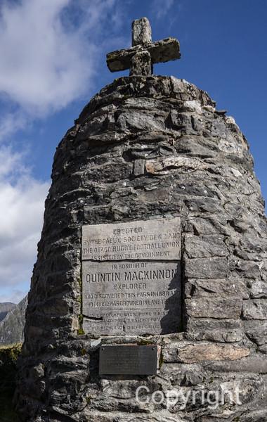 Mackinnon Memorial