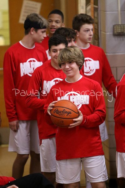 8th Grade Red BB vs West Clermont 1/9/19