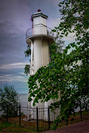 Retired Lighthouse