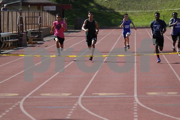 Mililani Intermediate Track & Field Meet