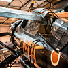 Westland Lysander in the Hangar. By David Stoddart