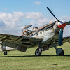 The Buchon Bf109 G-AWHK By David Stoddart