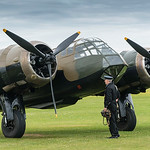 The Bristol Blenheim one of my favourite warbirds ! By David Stoddart