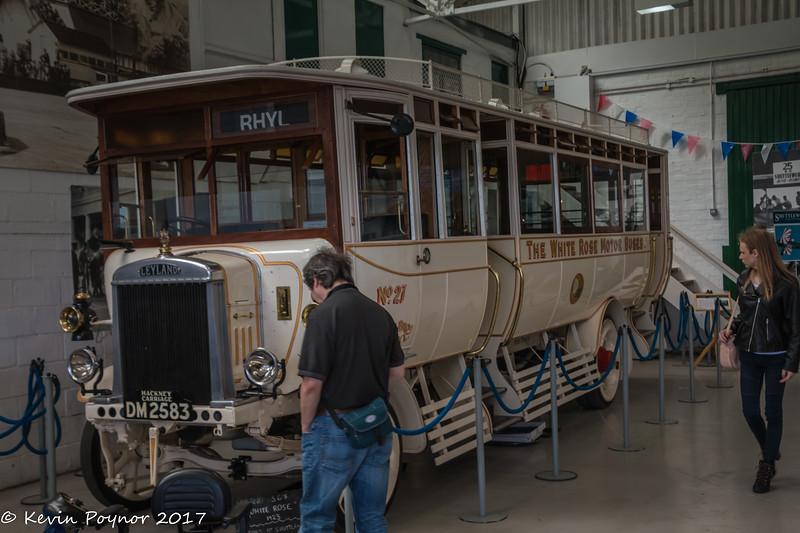 Leyland SG7 Bus