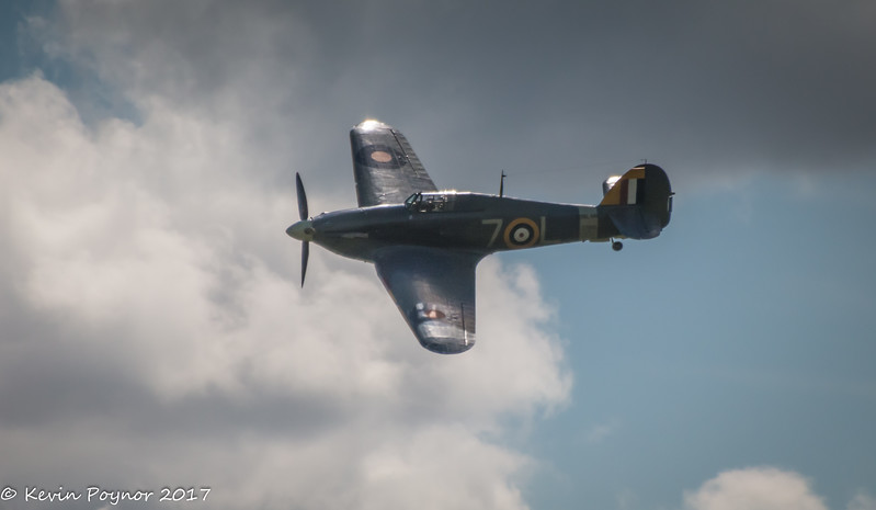 Hawker Sea Hurricane Mk.1b Z7015
