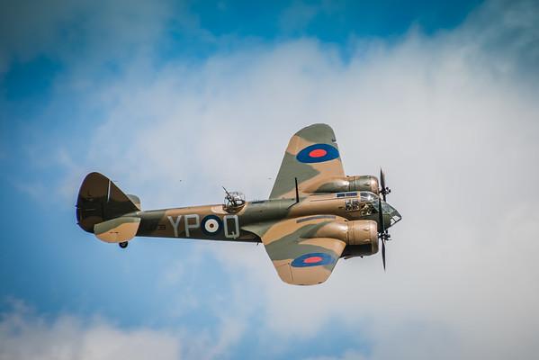 Throckmorton Air Display 2015
