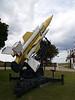 English Electric Thunderbird Anti-aircraft missile.