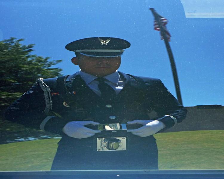 Checking uniform in window reflection