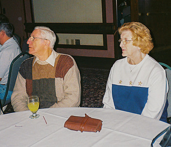 CMDR Baker & wife