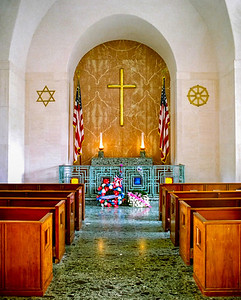 cemetary chapel
