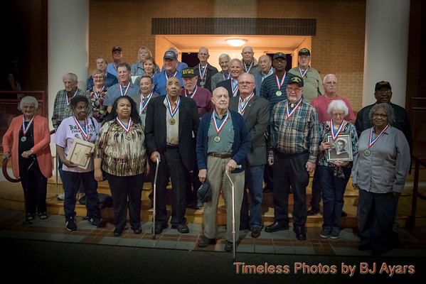 2016 Salem County Medal Ceremony