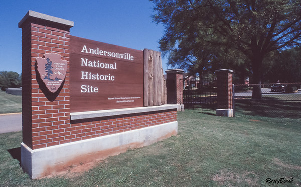 Andersonville, Ga  APR94-19