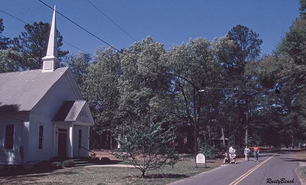 Andersonville, Ga  APR94-13