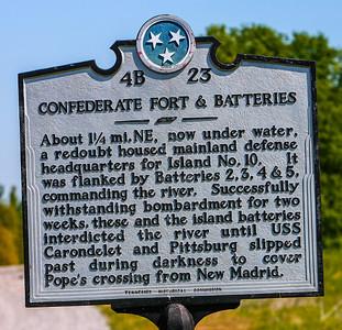 Fort & Batteries