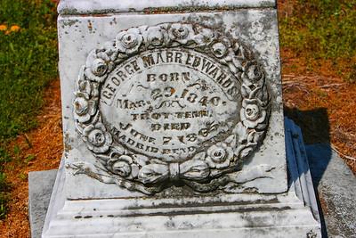 George Edwards marker