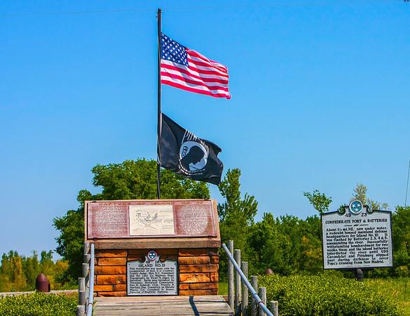 Island 10 Memorial