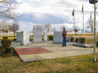 Huntsville Veterans Park