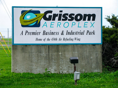 There is already a push for business opportunity at Grissom, hence, many job opportunities.