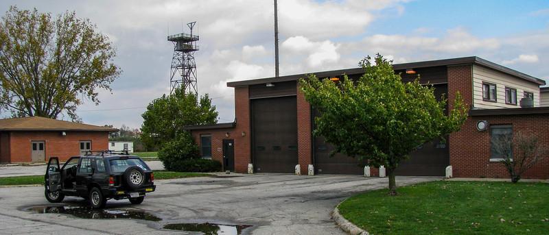 empty firehouse