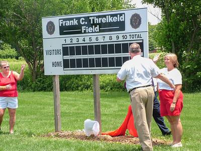 Threakeld Field