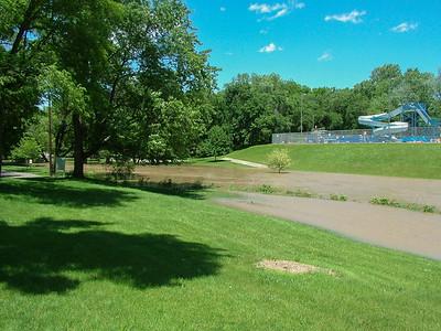 park flood