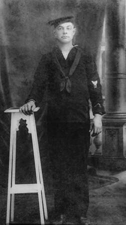 Claude Roberts WW1/USN