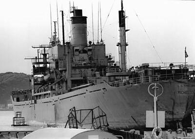 USS Michelson
