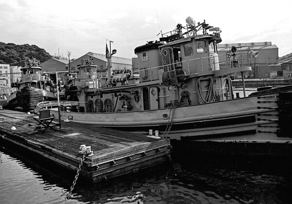 tug dock