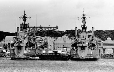 ships 1167 & 2