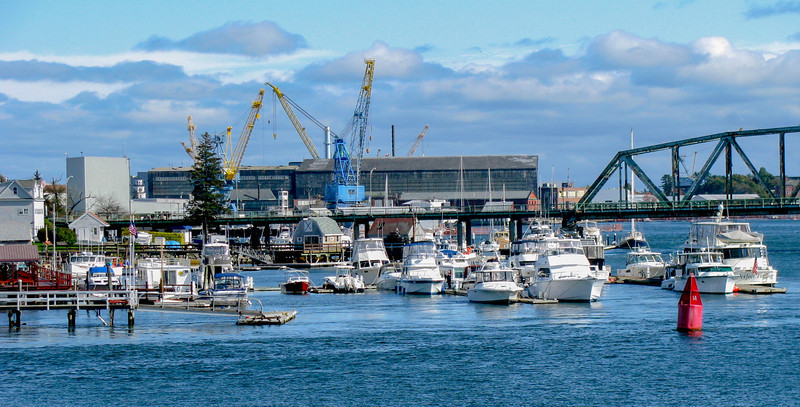 marina before shipyard