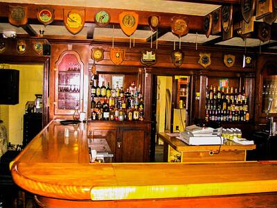 O-Club bar