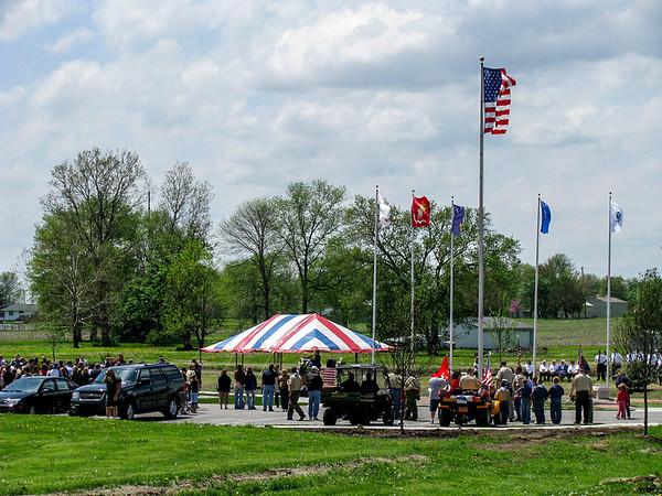 Sgt. Joseph Proctor Memorial Veterans Park