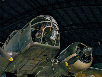 German bomber