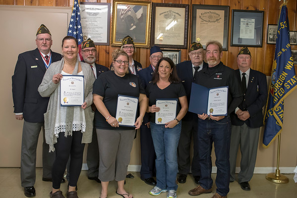 2016 VFW 253 Community Awards