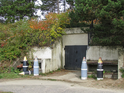 protected entrance