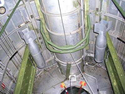 B-29 BOMB BAY