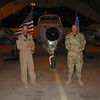 About to re-enlist in Iraq, 2005.