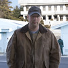 Standing at the DMZ outside Seoul, ROK in 2007.