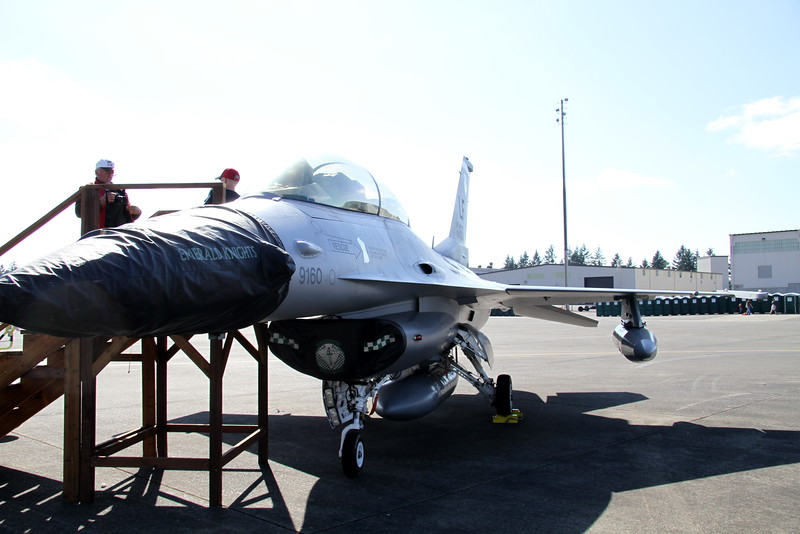 McChord Air Force Base Air Expo 824