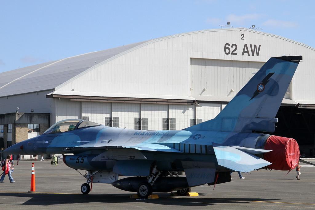 McChord Air Force Base Air Expo 838