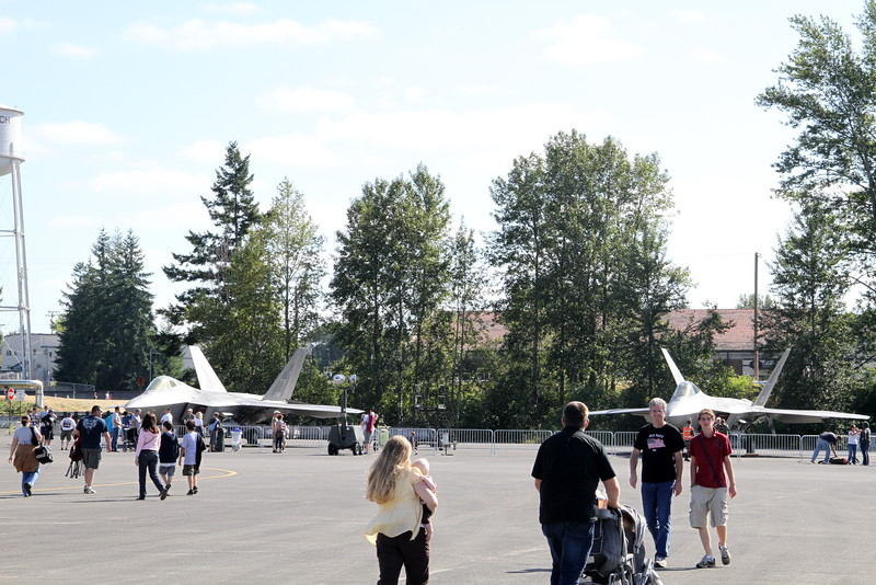 McChord Air Force Base Air Expo 823