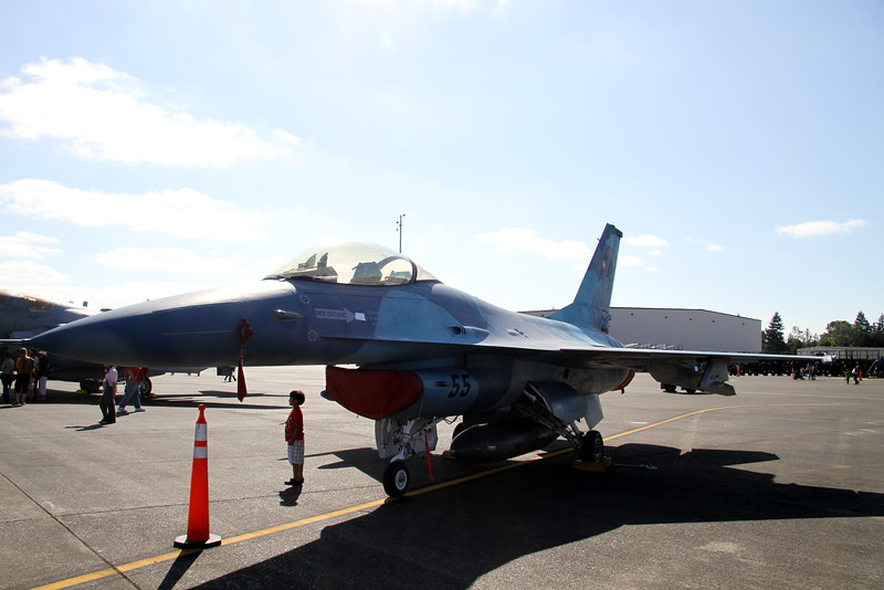 McChord Air Force Base Air Expo 832